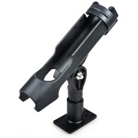 Fishing Rod Holder Black Plastic Fishing Rod Support