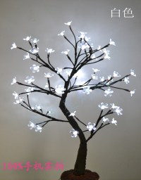 Online Buy Wholesale led cherry blossom tree light from ...