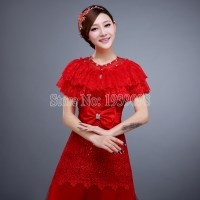 Popular Red Lace Shawl-Buy Cheap Red Lace Shawl lots from ...