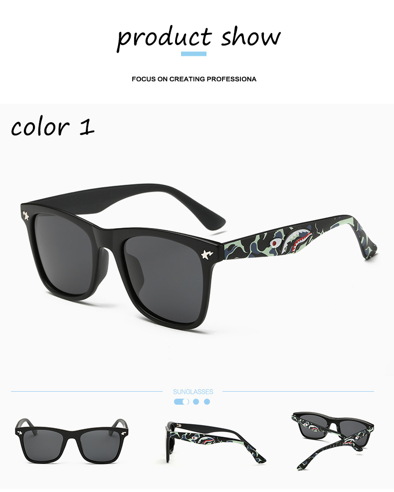 7b99f745fd393c Lunettes UV400 nominale masculine et féminine lunettes de soleil commune  jaune DaEp7RZELc