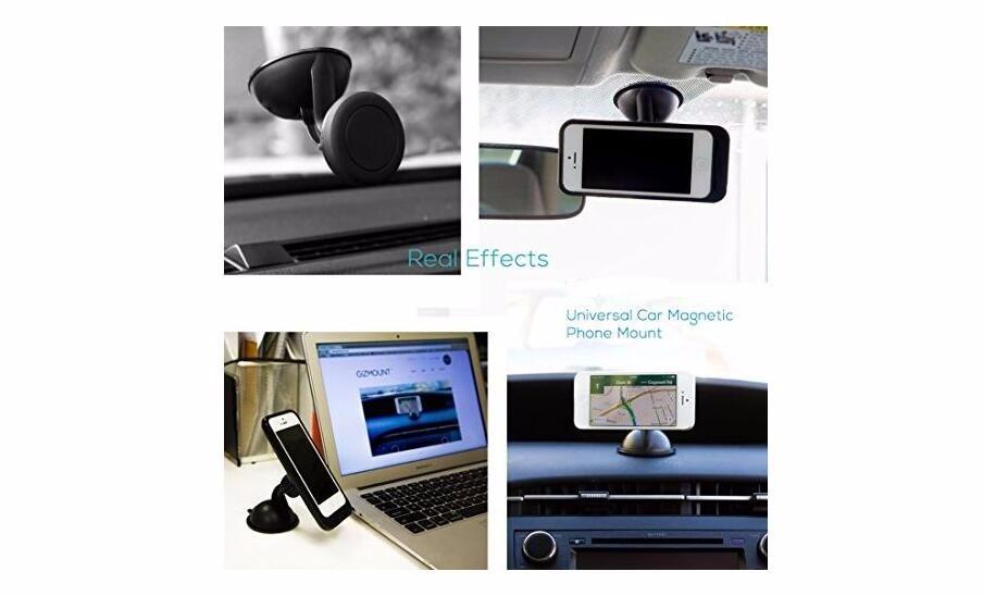 אוטומטי המגנט האוניברסלי לטלפון נייד לרכב כוס יניקה השמשה הר מחזיק עבור iPhone 3G/3GS אייפון 4 אייפון 4s אייפון 5