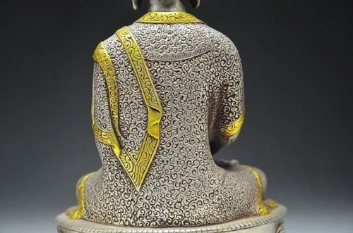 Latex moule pour faire cette inhabituelle Bouddha Ovale Plaque
