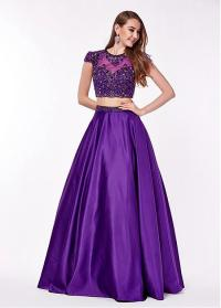 Poofy Cheap Prom Dresses - Plus Size Prom Dresses