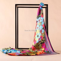 Silk scarf square twill - Chinese Goods Catalog ...
