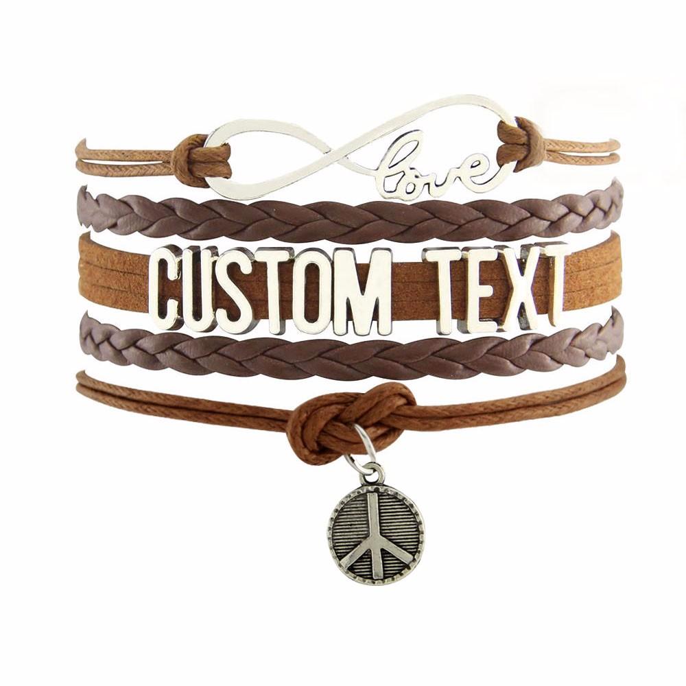 Gratuit Syrie Caoutchouc Silicone Bracelet Bracelet Bijoux Neuf 1pcs