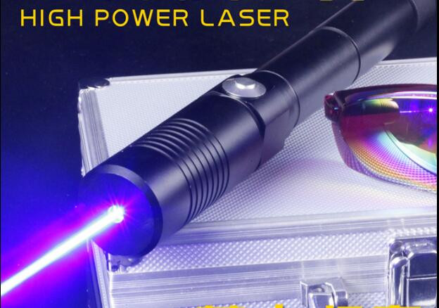 strong power military high power 500000m blue laser pointer 450nm