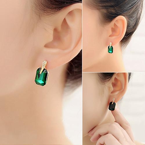 925 silver LOt S925 Silver Earrings Women/'S Han Xiaoqing New Cute Personality Smooth Dinosaur Fashion Mini Animal Earrings Silver