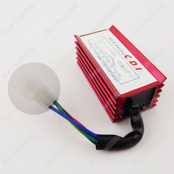 Wiring Loom Harness Kill Switch For 50cc 110cc 125 140 150 160cc Pit