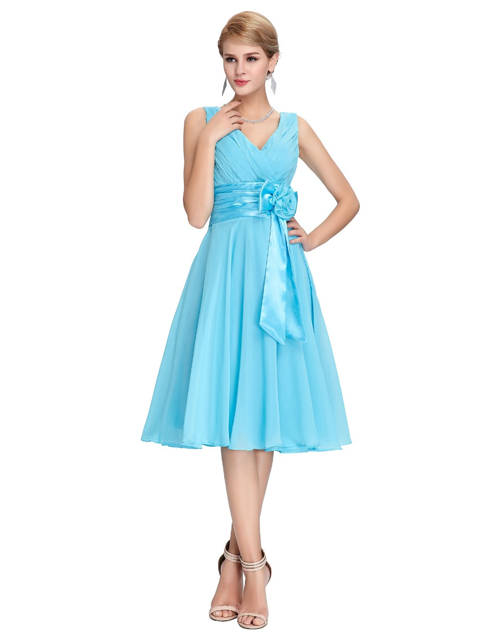 இPlus size Evening Dresses Grace Karin Sashes Mother of the Bride ...