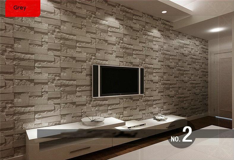 design wohnzimmer mit steinwand grau tapete steinoptik wohnzimmer ... - Stein Tapete Schwarz Wohnzimmer