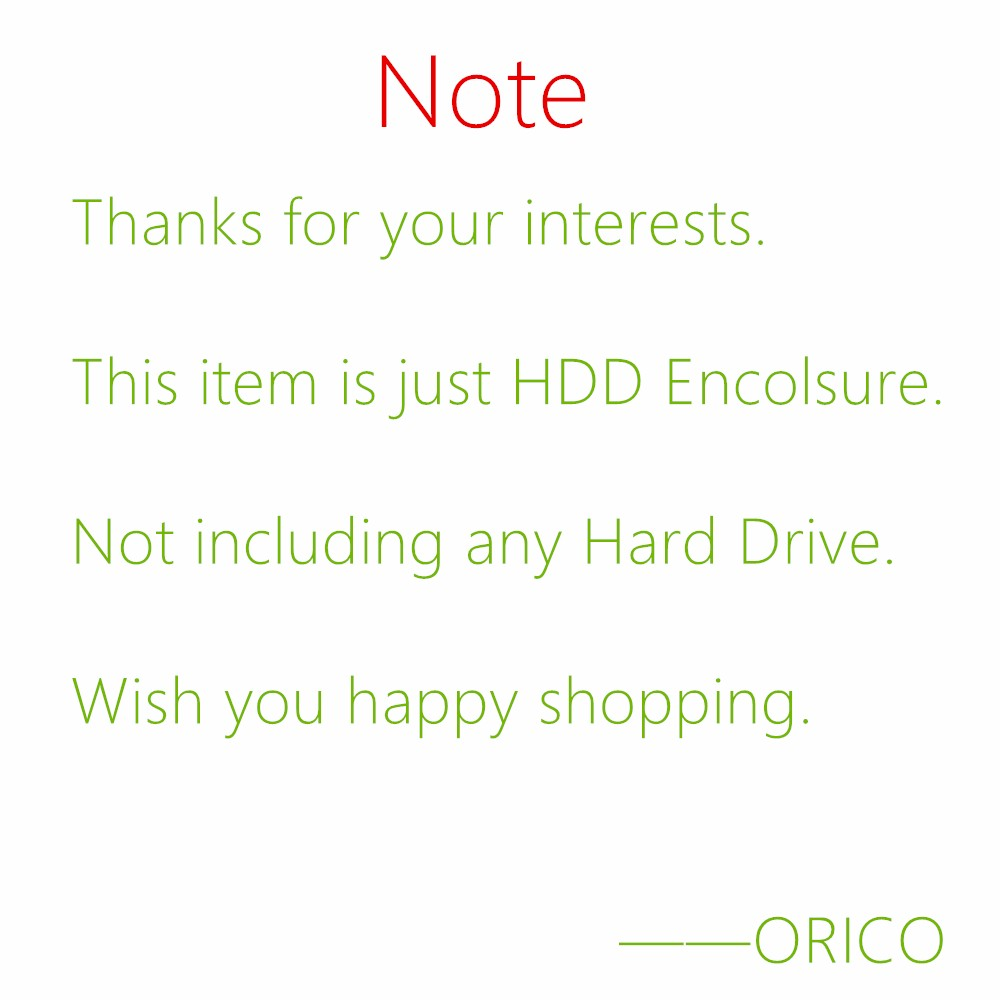 Orico 25 Inch Hdd Case Usb30 To Sata30 External Hard Drive Phd 25inch And Gadget Protector Enclosure For 7mm 95mm Ssd Up 1tb 2tb Uasp