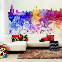 Wall Mural Paintings Abstract | www.imgkid.com - The Image ...