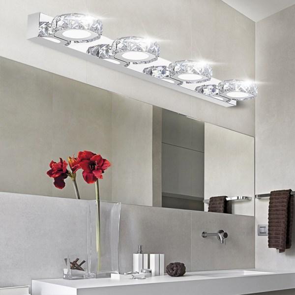 Modern Bathroom Vanity Mirror Lights LED