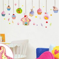 Cupcake Wall Stickers Reviews - Online Shopping Cupcake ...