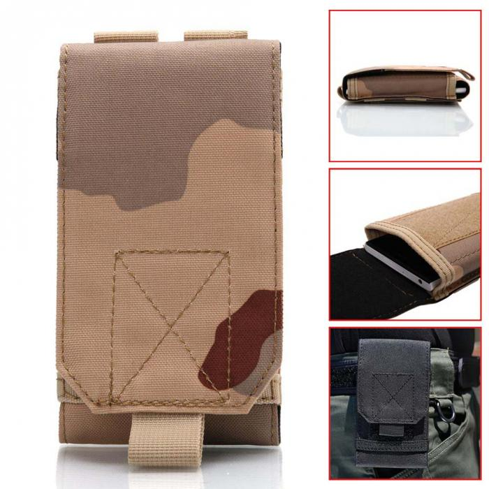 ᑎ‰Cool Cover Mobile Phone Accessory Tactical Holster Belt
