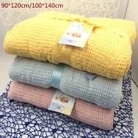 Online Buy Wholesale cotton baby blanket from China cotton ...