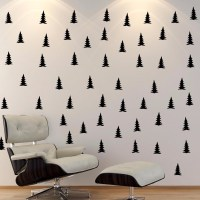 Pine Tree Wall Decal - popular items for pine tree wall ...