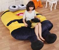 Large Size Cartoon Minion Toys Giant Stuffed Animals 3D ...