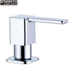 Kitchen Sink Soap Dispenser Bottle Small Remodeling High Quality Mr Mohn Moen Sinks Stainless Steel