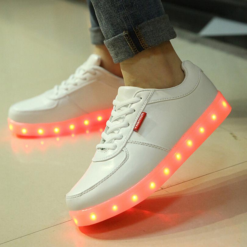 Fashion Light Shoes