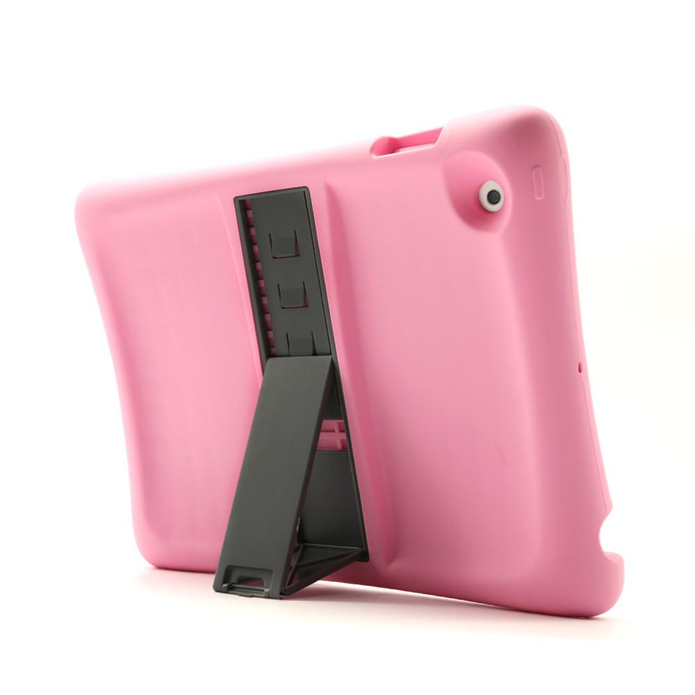 ᗗChinfai funda de silicona para Apple iPad 2/3/4 golpes con soporte ...