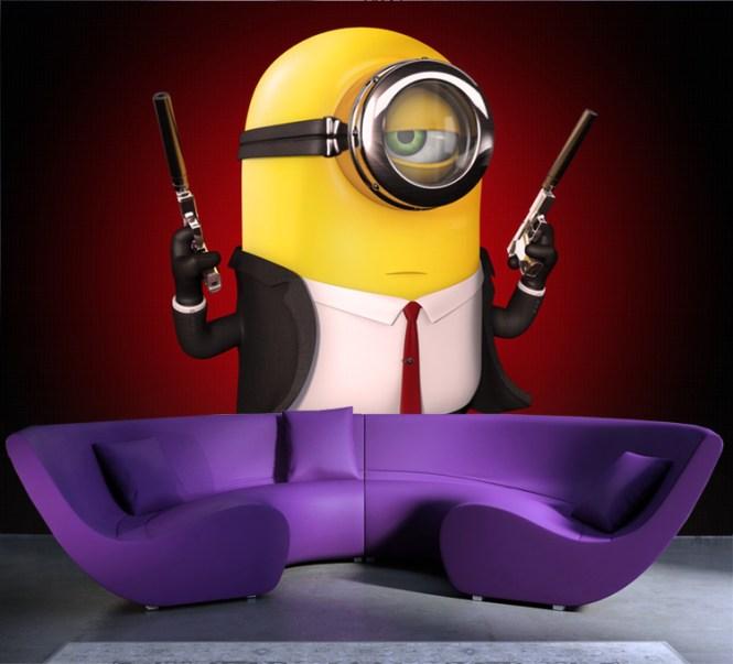 002 James Bond 24 Spectre 007 Spy Shooting Movie Art Silk Poster Home Decor 24x36inch