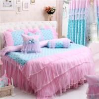 Popular Pink Polka Dot Comforter-Buy Cheap Pink Polka Dot ...