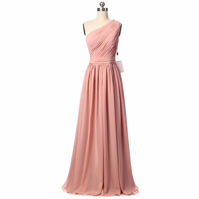 ᗔ2018 largo barato verde menta Vestidos de dama de honor Bajo 50 ...