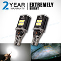 OGA 2 PCS Extremely Bright High Power Canbus SMD2835 912 921 T15 W16W Car LED Backup