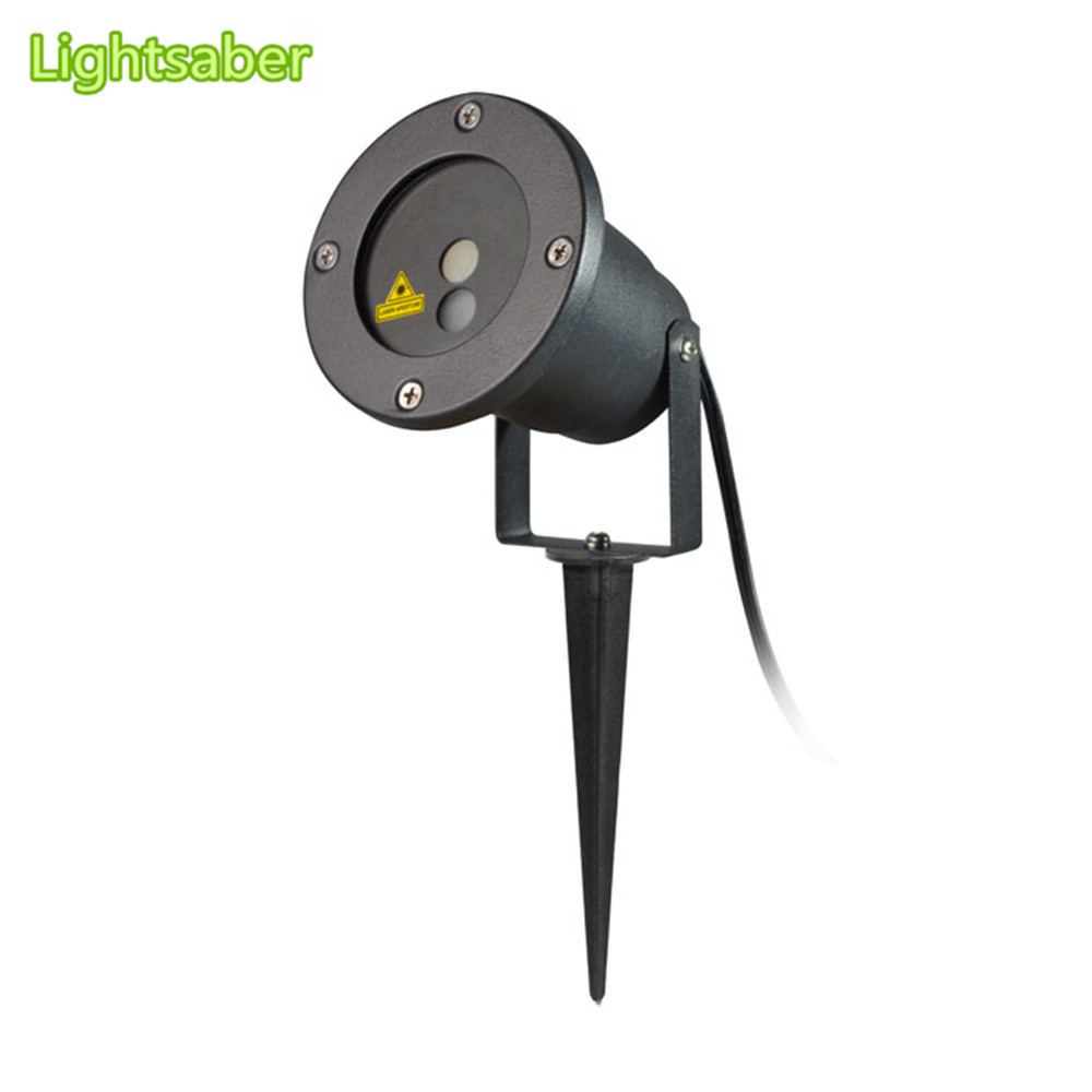 RGB Star Outdoor Waterproof Christmas Laser Light Projector Dots ...