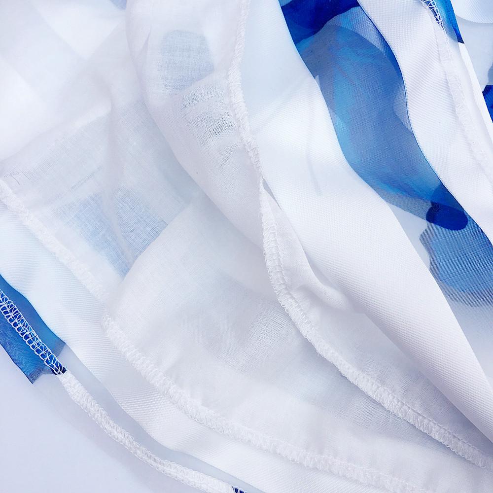 aafe1752c4 Kseniya niños verano niñas mariposa impresión vestido de encaje ropa ...