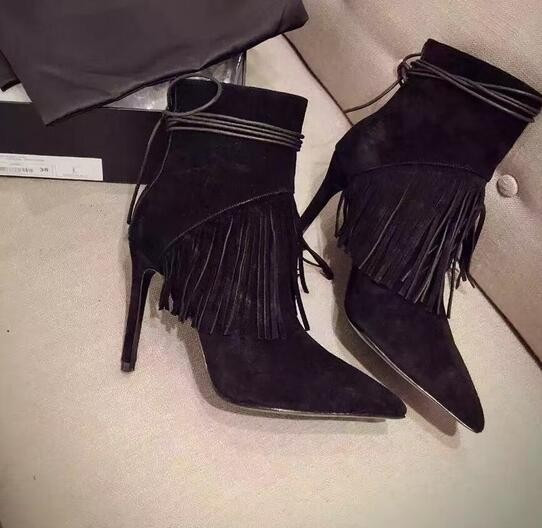 ⓪Последняя модная новинка женская обувь горячая распродажа сапоги ... 714e702bf92