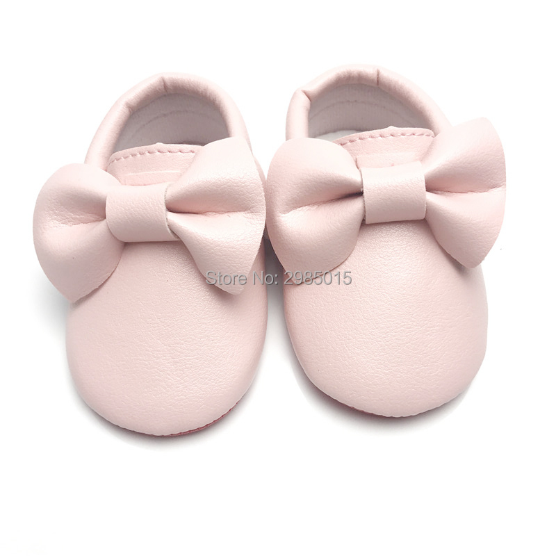 Baby Girls Prewalkers Sweet Soft Warm Antiskid Toddler Flower Polka Crib Shoes To Ensure Smooth Transmission Baby Shoes