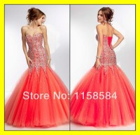 Cheap Pink Poofy Prom Dresses - Holiday Dresses