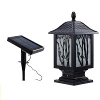 Popular Solar Garden Lamp Post Lights