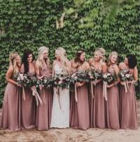 Online Get Cheap Dusty Rose Bridesmaid Dresses -Aliexpress ...