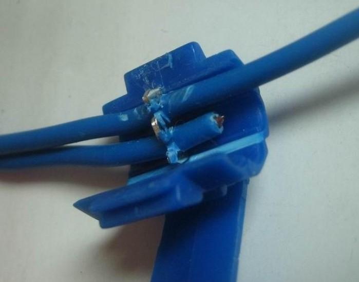 ᗐ50PCS 803P3 Yellow Scotch Lock Quick Splice Cable Connector Wire ...