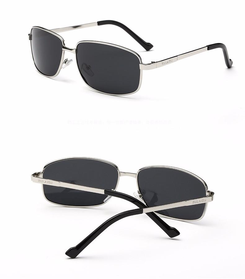 67aa1d04400b53 OHMIDA Promotions Nouvelle Mode Lunettes De Soleil Hommes Concepteur de  Marque En Plein Air Pilote Conduite Lunettes De Soleil Lunettes gafas  oculos de sol