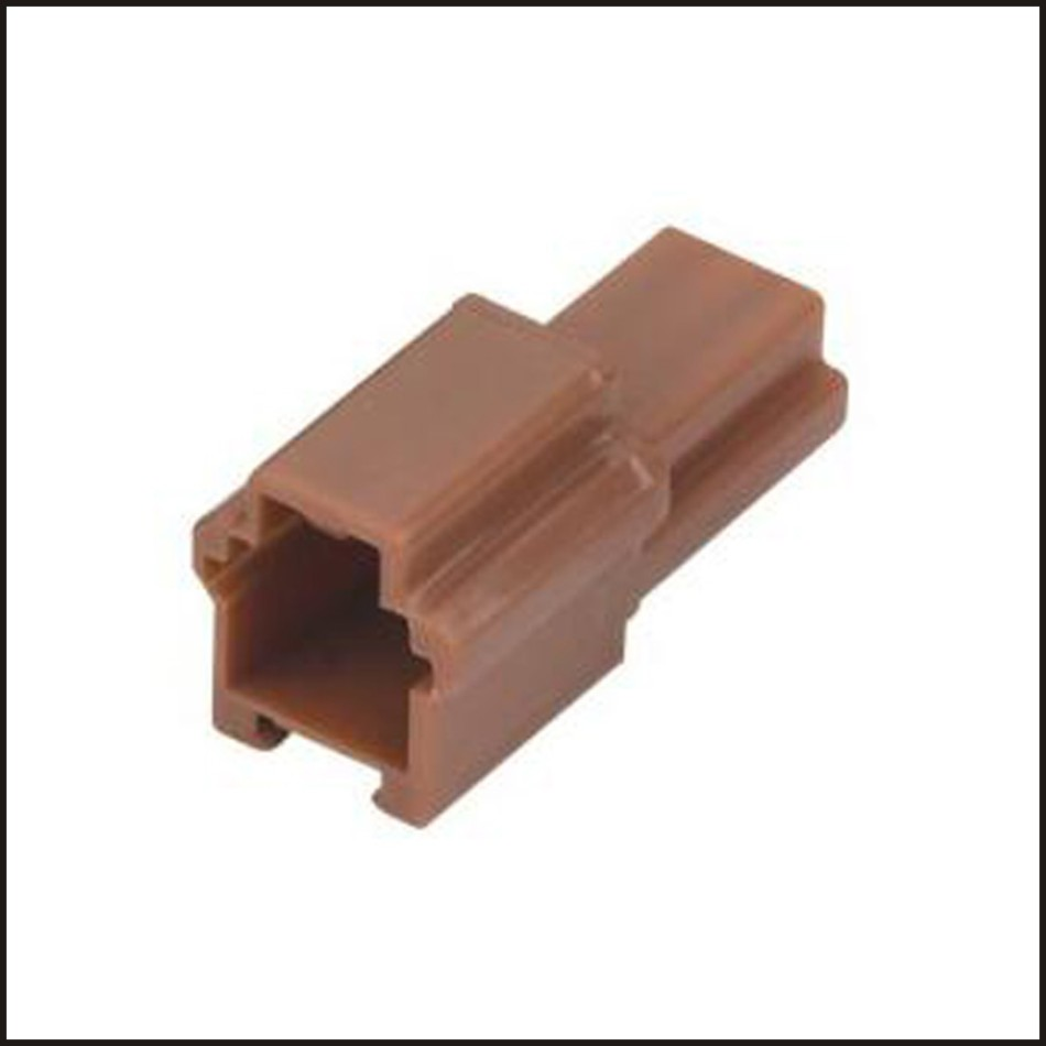 Click here!! male Connector Terminal plug connectors jacket auto Plug  socket female Connector 1-pin connector Fuse box PA66 DJ70129-6.3-11
