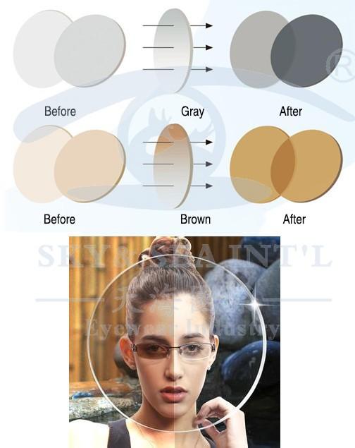 VBIGER Uomo Donna Oversize Shield Visor Occhiali da sole Flat Top Shield Occhiali da sole con protezione UV (marrone scuro) mu6Wl