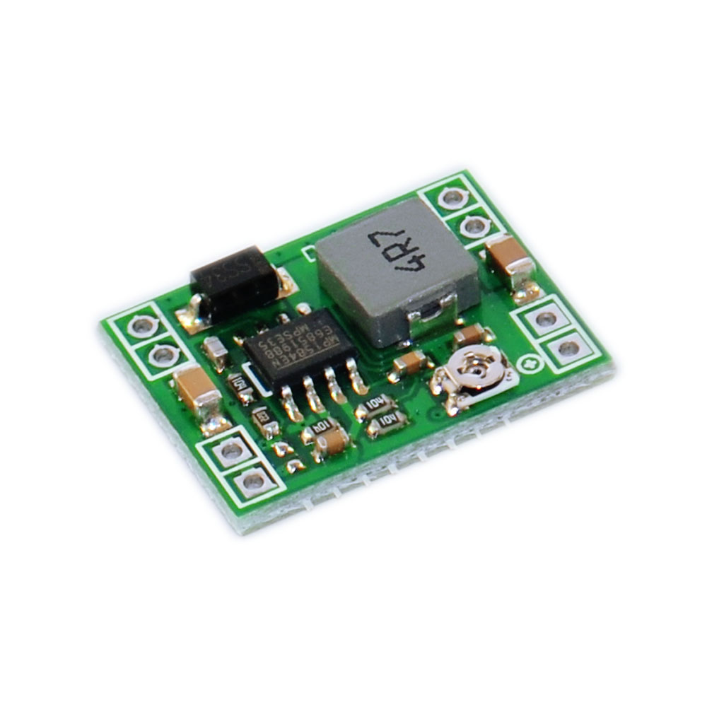 Free Shipping Dc Voltage Power Supply Module 3a Supplies Introduction 1 The Smallest 2 17 X22 Cm Smaller Than Yuan Coin 3 Areas Of Application Diy Mobile Monitor