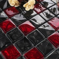 Red Mosaic Tile Promotion-Shop for Promotional Red Mosaic ...