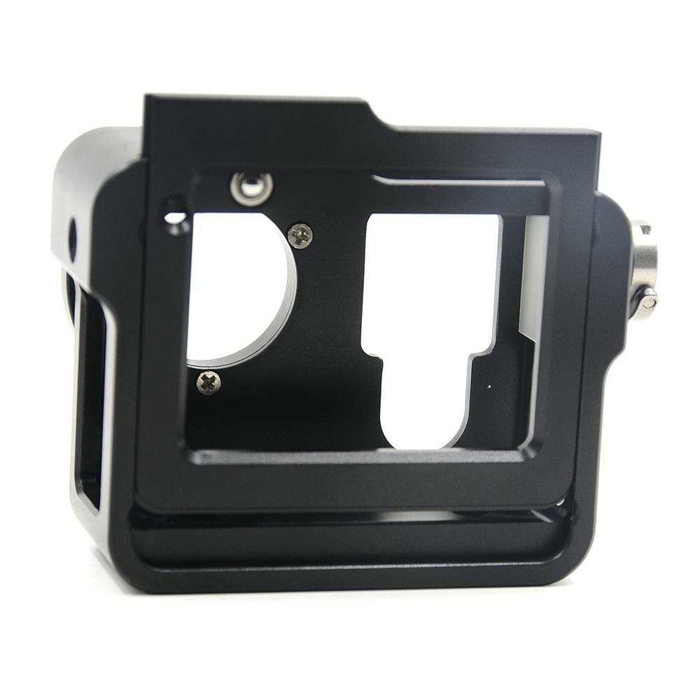 18802tw 3 Multifunction Aluminium Protective Frame Housing Case Dog Gopro Blackout 3rd Party For Hero3 Hero4 Aeproductgetsubject