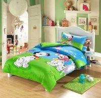Aliexpress.com : Buy Dog print kids bedding sets boys ...