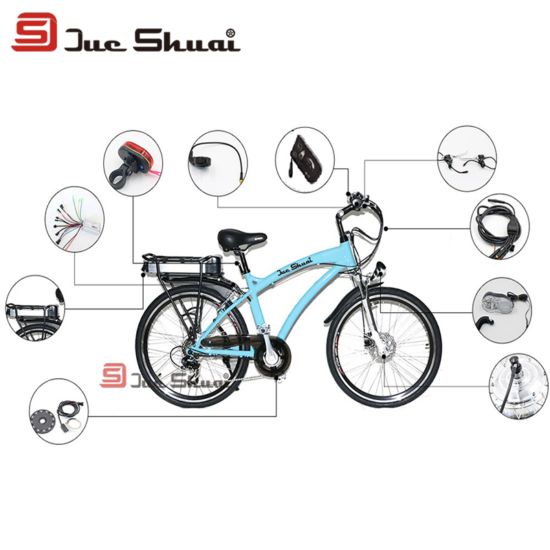 Download E Bike Conversion Kits Installation Manual Rear