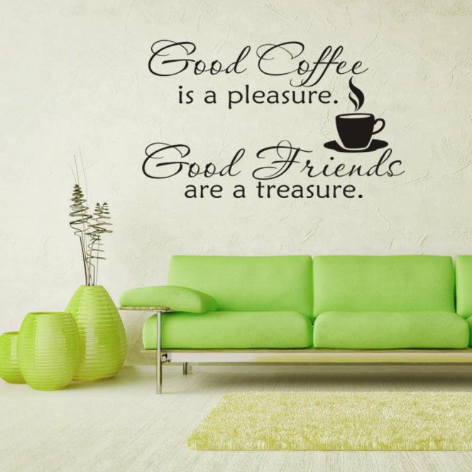 Kitchen Wall Sticker By Nutmeg Quote