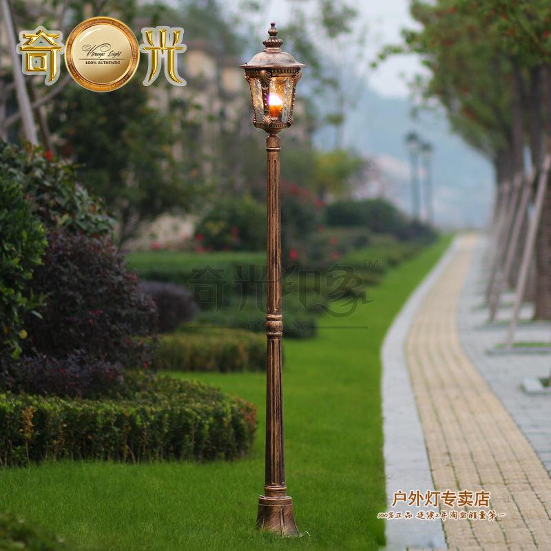 Wiring Outdoor Lamp Post