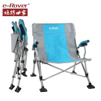Outdoor folding chair portable beach chair backrest chair ...