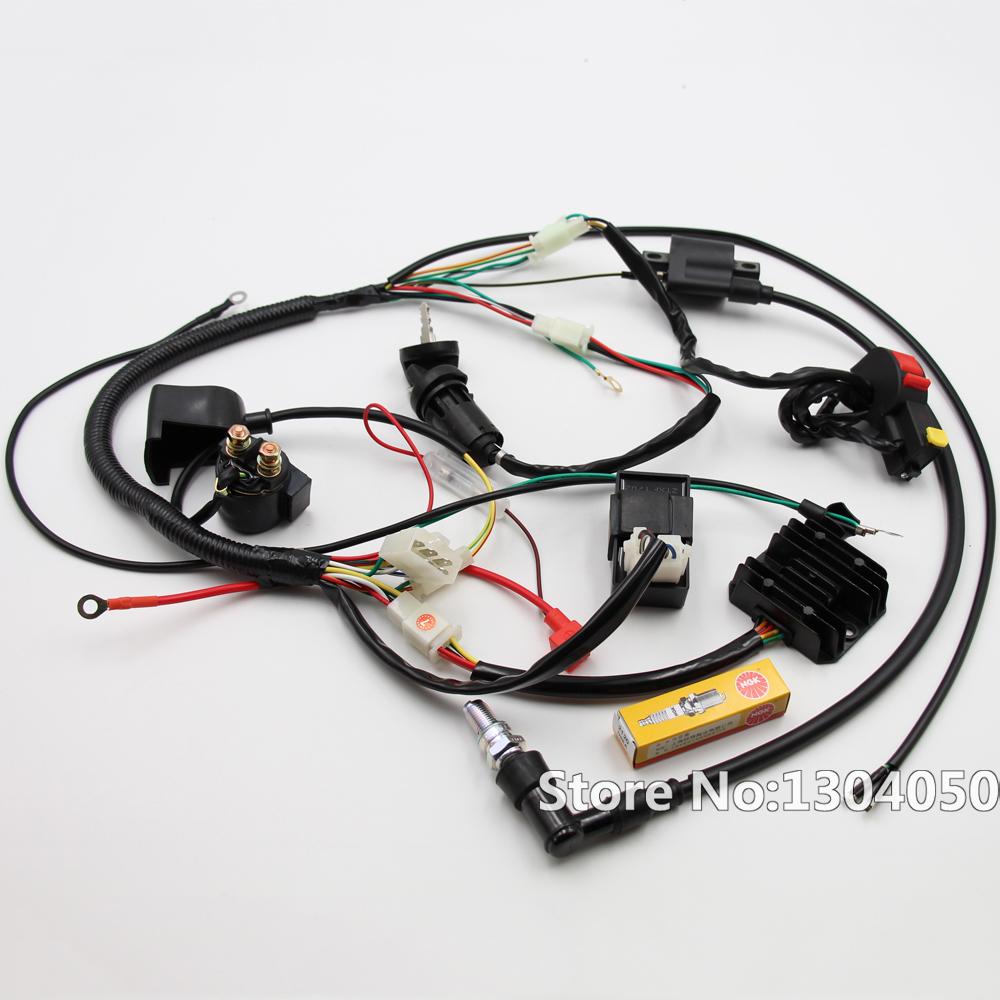 Hammerhead Go Kart Wiring Harness - Wiring Diagrams List on