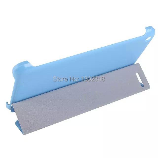 Ultra delgado 3-carpeta pu Funda de cuero protector Flip Business Cubiertas  para libros para Lenovo TAB 2 a7-30 a7-30tc A7 30tc a7-30hc 7 Tablets 0092ae5ae6ce